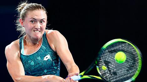 Sasnovich loses Brisbane final to Svitolina