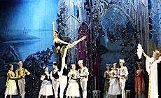Ballet Summer in Bolshoi Theater