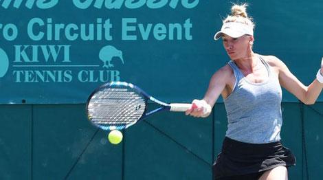 Govortsova wins Indian Harbor Beach, Sasnovich in WTA top 100