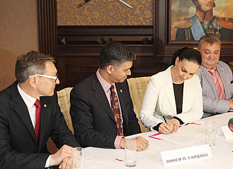 Svetlana Borovskaya appointed UNAIDS Goodwill Ambassador in Belarus