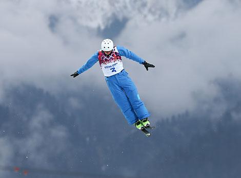 2014 Olympic champion Anton Kushnir