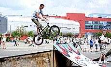 Street Music and Sport Festival Minsk Street Gamez