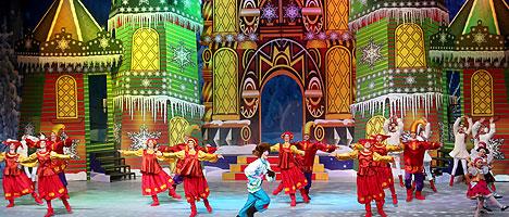 Belarus' Main Christmas Tree celebration for children