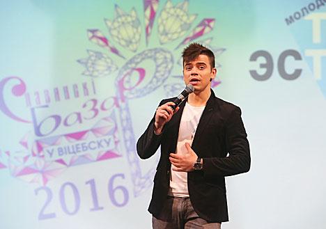 Alexei Gross picked as Belarus' entry for Vitebsk 2016 song contest