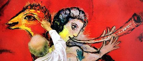 Marc Chagall's art named main theme of Slavianski Bazaar in Vitebsk's opening ceremony