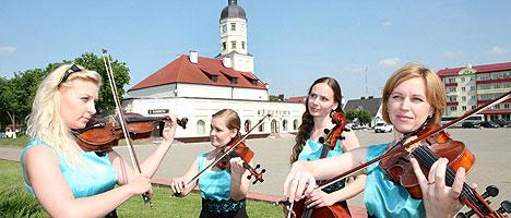 Nesvizh to host Muses of Nesvizh arts festival 22-23 May