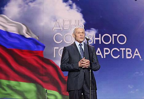 State Secretary of the Union State Grigory Rapota