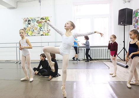 Belarusian Vera Shpakovskaya prepares for a new production Sleeping Beauty