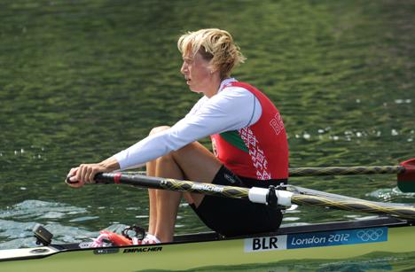 Belarus' Yekaterina Karsten claims Rio 2016 berth
