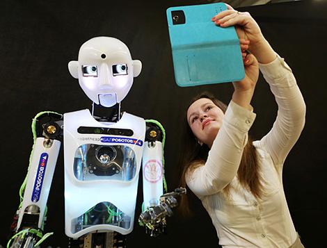 Roboticon 2017 in Minsk