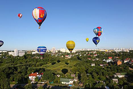 Second International Aeronautics Championship in Minsk