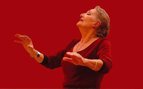 People's Artist of Belarus Lyudmila Yefimova