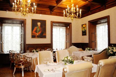 Inside Wankowicz House