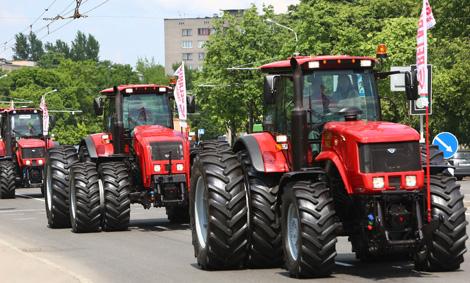 Belarusian MTZ to launch industrial tours