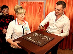 First Belarusian museum of chocolate opens in Vitebsk