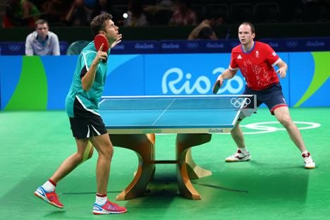 Vladimir Samsonov to face world number five in quarterfinal