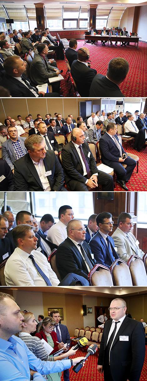 International TAIEX seminar in Minsk