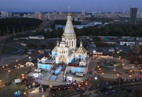 Metropolitan Pavel: Joint prayer for Belarus will be heard
