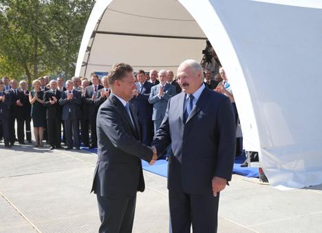 Lukashenko: Russia should not doubt Belarus' honesty, integrity and reliability