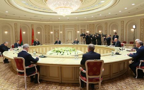 Alexander Lukashenko met with Alexander Solovyov