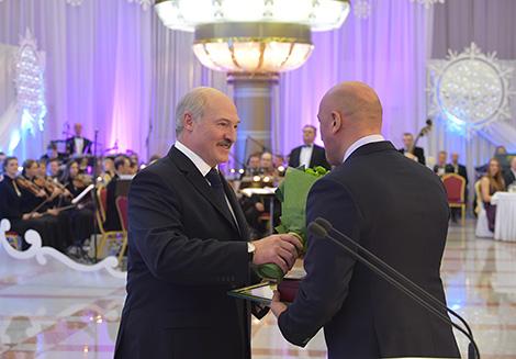 Deputy Chairman of the National State TV and Radio Company Marat Markov