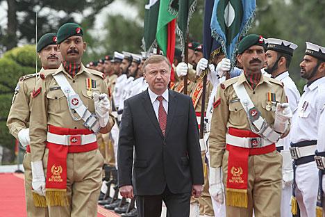 Pakistan, Belarus urged to increase trade to $1bn