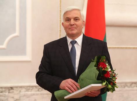 Judge of the Constitutional Court of Belarus Viktor Ryabtsev