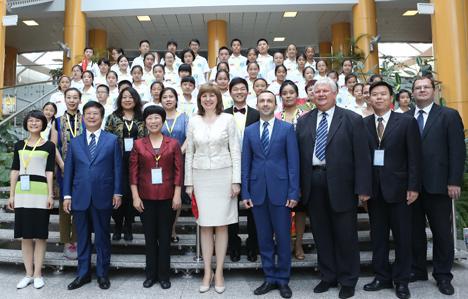 Kochanova: Belarus-China programs for children will become a good tradition