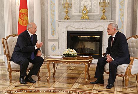 Artur Tahir oglu Rasizadeh vows to continue developing Azerbaijan-Belarus relations