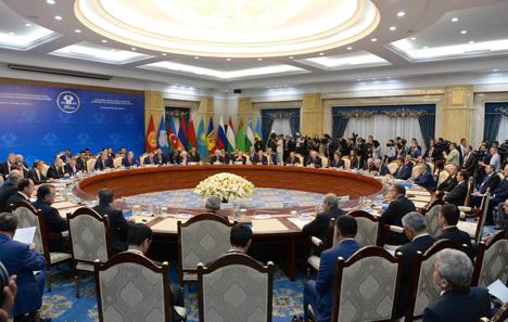 Belarus president against downgrading CIS to fringe discussion platform