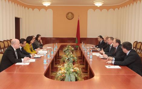 Belarus views OSCE PA as key venue for inter-parliamentary dialogue