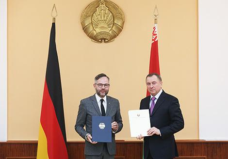 Germany interested in Belarus-EU rapprochement