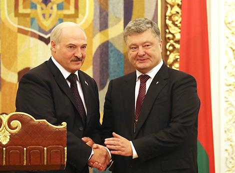 Poroshenko: No alternative to Minsk agreements in de-escalating conflict in Ukraine