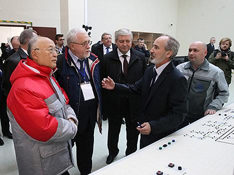 Amano: Cooperation between Belarus and IAEA has been very intensive