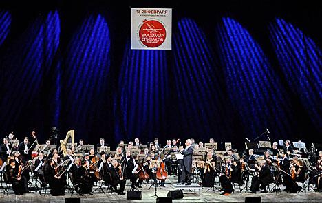 Vladimir Spivakov festival in Minsk