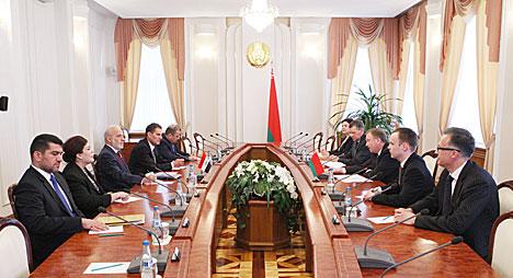 Kobyakov: Belarusian products to restore, develop Iraq economy