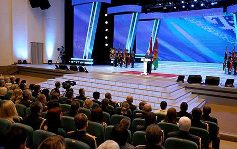 Lukashenko: Police need to cherish citizens' trust, strengthen it daily