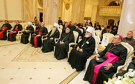 The 4th European Orthodox-Catholic Forum in Minsk