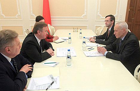 Kobyakov: Hard work ahead to restore Belarus-Russia trade