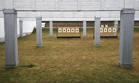 Marshal Timoshenko sports-shooting facility