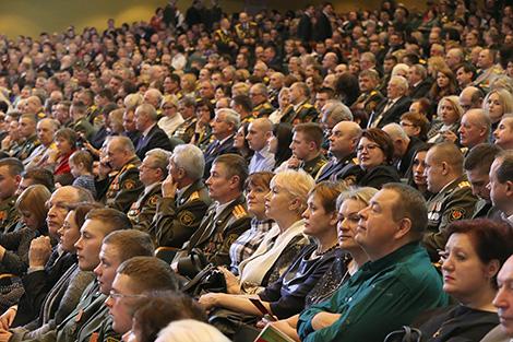 Peace viewed as Belarus' main achievement