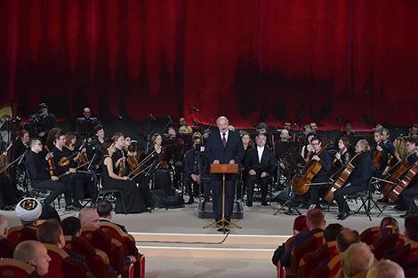 Lukashenko thanks Patriarch Kirill for strengthening Belarus-Russia spiritual unity
