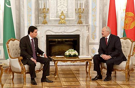 Belarus, Turkmenistan have similar positions on international arena
