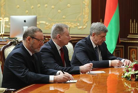 Belarus president urges to reformat MFA
