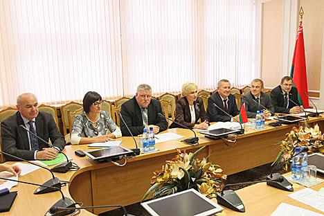 Lyudmila Dobrynina: Cooperation with the State Duma will help analyze the legal framework