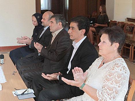 Ali Kaeidi: Stronger Belarus-Iran interaction via friendship societies