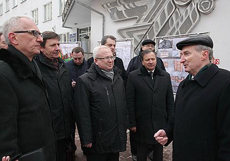 Avant-garde art museum to enhance Vitebsk's status