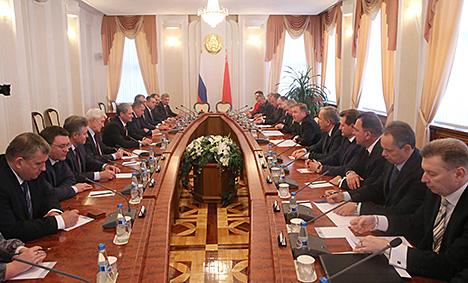Belarus, Russia's Kurgan Oblast urged to boost bilateral trade