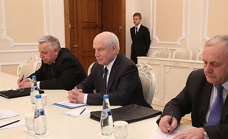 Lebedev: Belarus-Russia relations underpin cooperation in CIS