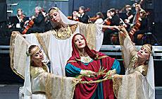 """XXI Международный фестиваль духовной музыки """"Магутны Божа"""""""